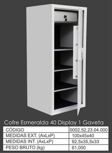 AM Esmeralda 40 Display 1 Gaveta