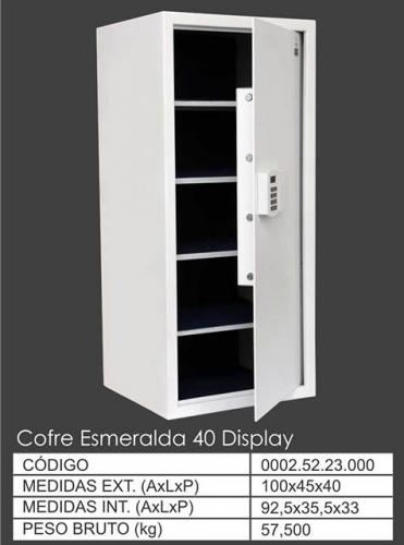 AM Esmeralda 40 Display