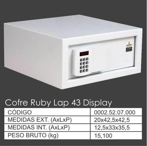Ruby Lap 43 Display GRD