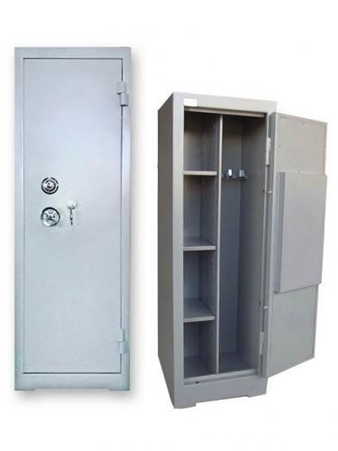 Armário Cofre para Armas Modelo AM CAP 01 porta
